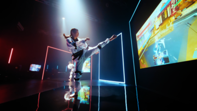 Virtual Taekwondo summer Olympic